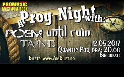 Taine-Live in Quantic Club